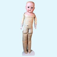 Heubach Koppelsdorf Child on Oilcloth Body