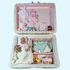 Baby Doll  Presentation Basket