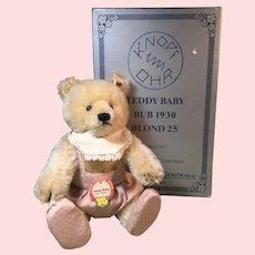 Steiff Teddy Baby Bub 1993