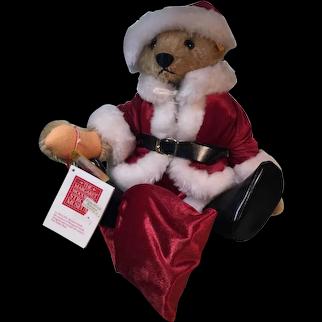 Strife Santa Bear