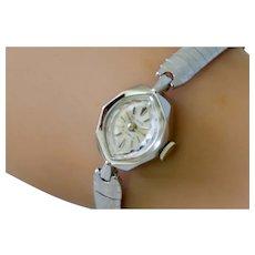 Vintage Ladies Mechanical Croton Reliance Wrist Watch
