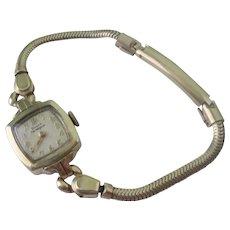 Vintage Girard Perregaux 10K Gold-Filled Mechanical Watch
