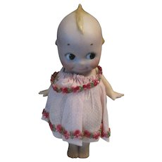 "9"" All Bisque Kewpie"