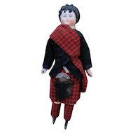 "12"" China Head Scotsman"