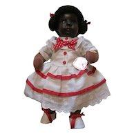 "10"" Kathe Kruse Black Girl MIB"