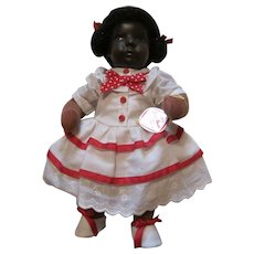 "10"" Kathe Kruse Black Girl MIB"