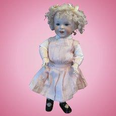"18"" SFBJ 236 Smiling Jumeau on toddler body"