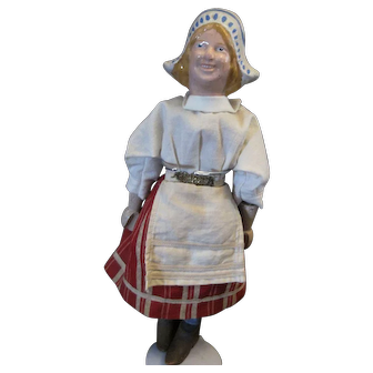 Schoenhut Dutch Girl Jolly Jigger