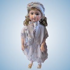 "28"" Jules Steiner ""Le Parisien"" Antique Doll with Bisque Hands"