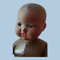 A.M. Rare Black Dream Baby Doll