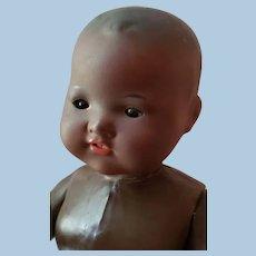 A.M. Rare Black Dream Baby Doll
