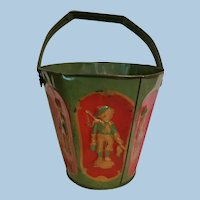 Antique Child's Sand Pail