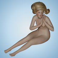 Beautiful Goebel Bathing Beauty Nude Figurine