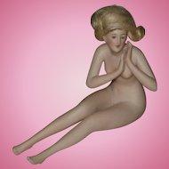 Beautiful Goebel Bathing Beauty Nude Figurine