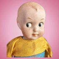 Adorable Heubach Googly Flirty Eye Glancing Doll