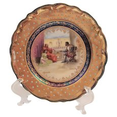 RS / ES Prussia Rare Scene Plate