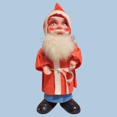 Vintage German Santa Clause Figure