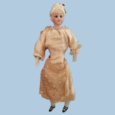 Simon & Halbig Little Women Dollhouse Doll