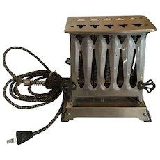 Vintage Belden Drop Side Toaster