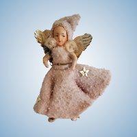 Tiny Angel  Christmas Ornament