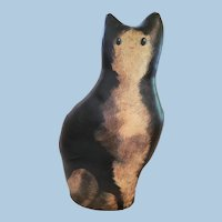 Oil Cloth Kitty Knock Down Carnival Prop