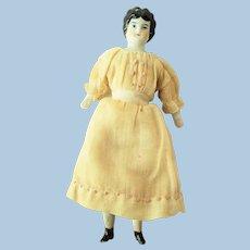 Miniature China Head Dollhouse Doll
