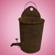 Dollhouse MIniature Water Tank