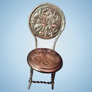 Erhard & Sohne Dollhouse Parlor Chair