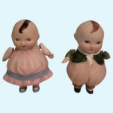 Happifats Pair of Dolls