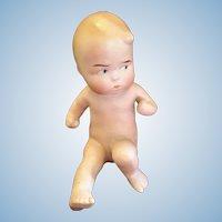 Heubach Angry Baby Doll Figurine