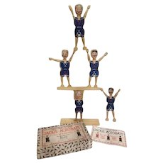 Jackie Acrobats Wooden Building Toy