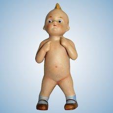 Limbach Tough Guy Googly Eye Doll