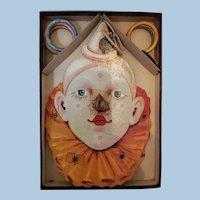 Mr. Pips Clown RIng Toss Game