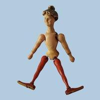 Schoenhut Acrobat Lady Circus Doll