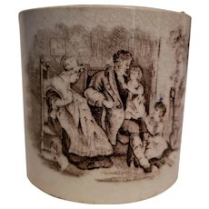 Staffordshire Coffee Mug