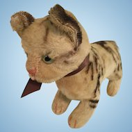 Vintage Stuffed Toy Kitty Cat