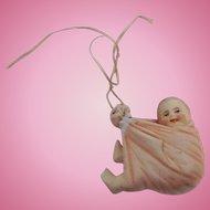 Baby Oil Lamp Swinger Figurine