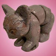 Wooden Cat from Twistum Toys