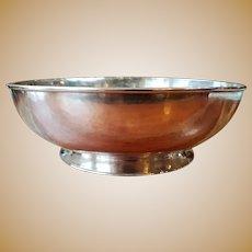Antique Kalo Shop Arts and Crafts Sterling Bowl