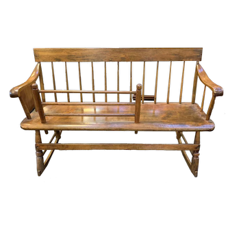 1850s Nanny Bench Rocker