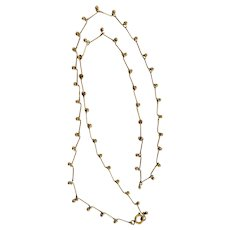 14k Studio Layering Necklace