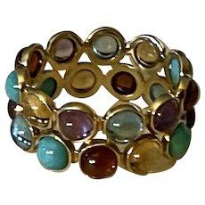 14k Gemstone Ring
