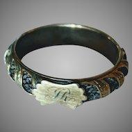 14k Hair Memorium Ring