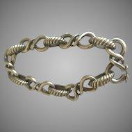 Vintage French Tiffany Sterling Bracelet