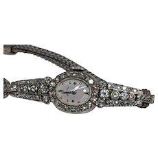 14k Diamond Watch