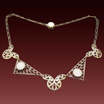 Vintage Art Deco Necklace