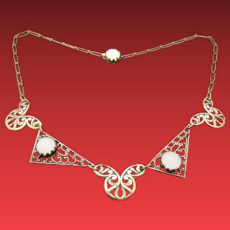 Vintage Art Deco Necklace