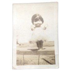 Kewpie Doll Photograph