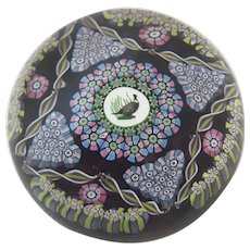 Rare Perthshire paperweight