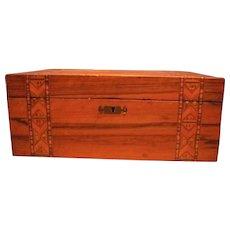 Turnbridgeware  Sewing  Box